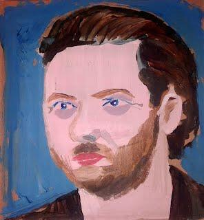 Portret door Roel vd Linden